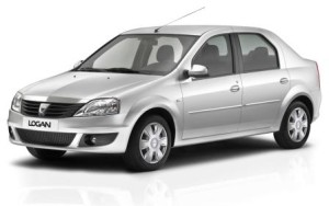 Rent a car Alexandria Teleorman Dacia Logan